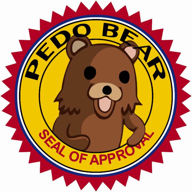 pedobear-seal